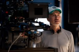 DF-05887r - Director Roland Emmerich on the set of Independence Day: Resurgence. Photo Credit: Claudette Barius.
